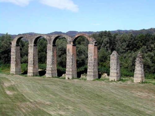 acqui archi acquedotto