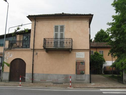 Casa natale Cesare Pavese